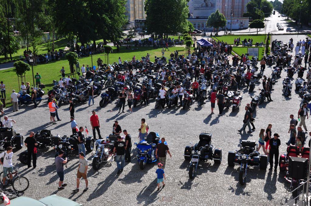 Kapucyński piknik motocyklowy 2014-5