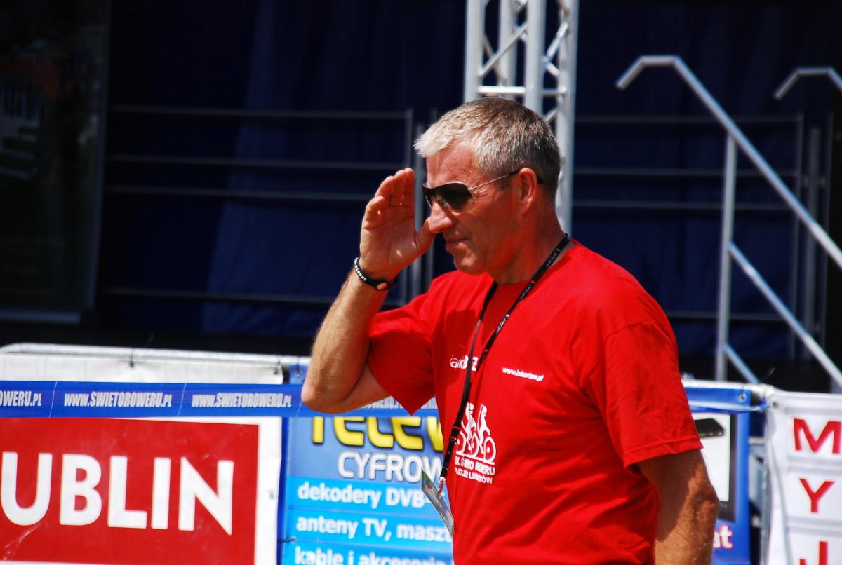Janusz Pożak (fot. archiwum)