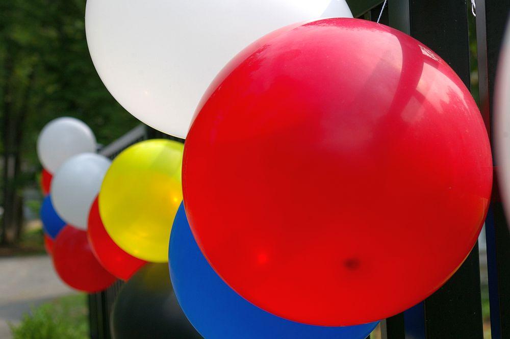 Bitwa o kulturę na balony z wodą odbędzie się w innym terminie. Fot. peabody111/sxc.hu