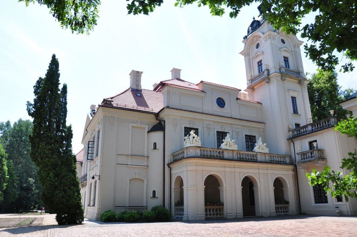 Pałac Kozłówka