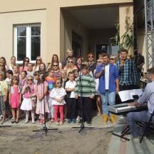 Dożynki Białobrzegi . foto Dom Kultury w Kocku  -11