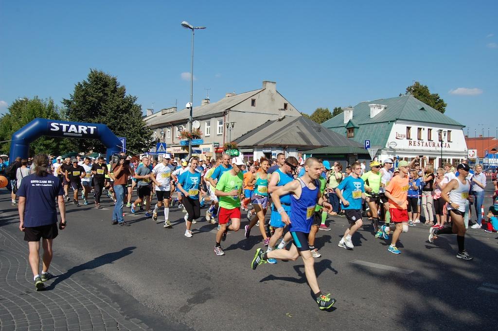 I Półmaraton Lubartowski (fot. PL)