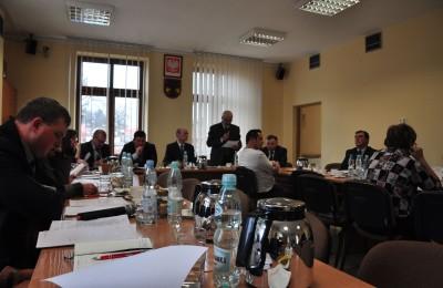 sesja gminy lubartów
