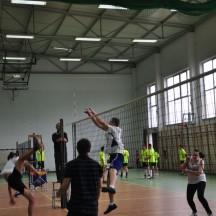 Turniej siatkówka 8