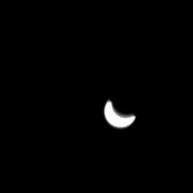 Zaćmienie słońca 2015 Lubartów  -10
