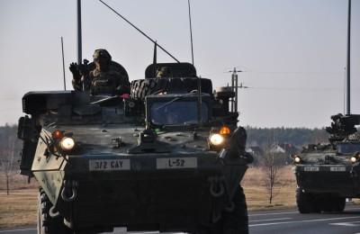 Konwój US Army