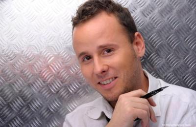 Damian Mika (fot. Mikołaj Majda/Ivent Studio)