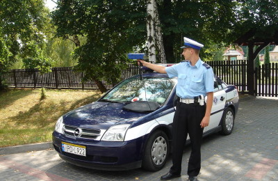 Kontrola prędkości (fot. PL)