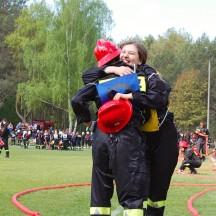Zawody sportowo-pożarnicze Kamionka 2015-05-02