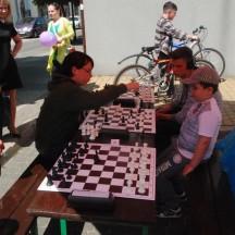 IX Turniej szachów błyskawicznych z okazji dni Lubartowa