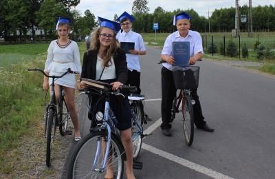 Uczniowie z Brzeźnicy Bychawskiej (fot. PL)