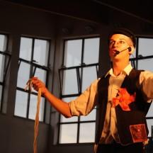 Śladami Singera przez Kock (fot. PL)