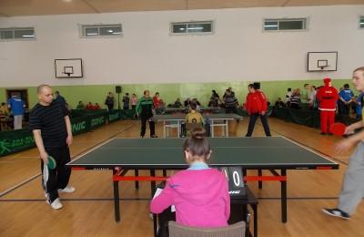 X turniej tenisa stołowego 2