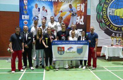 MKS Lewart AGS Lubartów - Taekwon-do ITF