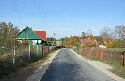 drogi_michow / UG w Michowie